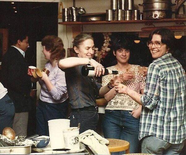 The Scholar Mapping America's Forgotten Feminist Restaurants