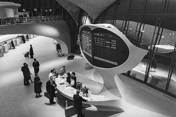 Glorious Photos of TWA Terminal