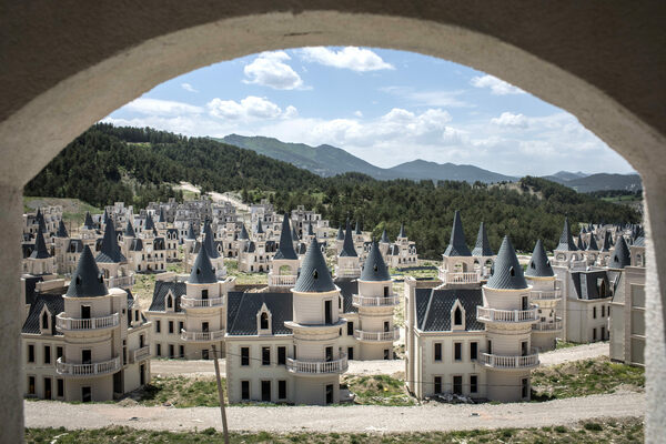 Halfway between Istanbul and Ankara,  in one of the most historic and beautiful parts of northwest Turkey, is a deep valley covered in dense pine fore