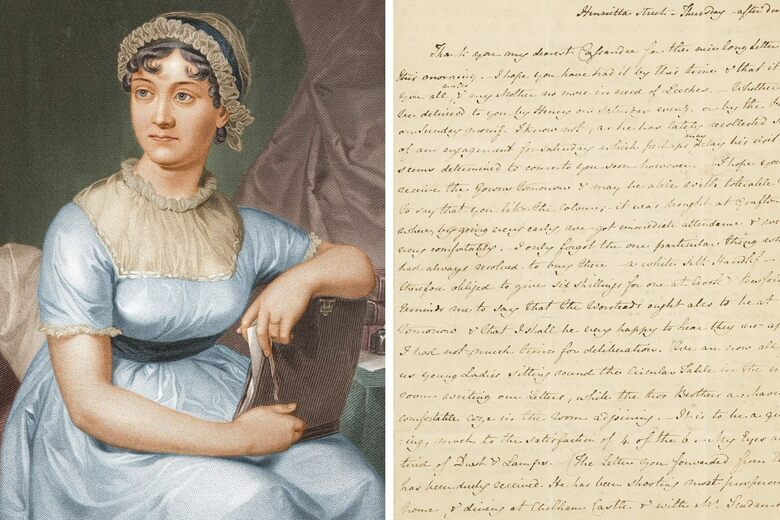 For Sale: Jane Austen's Wince-Inducing Descriptions of 19th-Century Dentistry