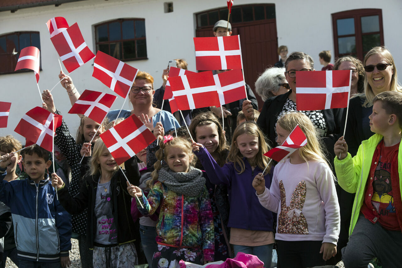Denmark is unusual in that it has protections against desecrating any flag—except its own.