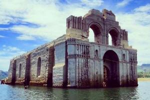 FOUND: An Underwater 16th Century Church