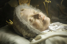 Photographing the Real Bodies of Incorrupt Saints