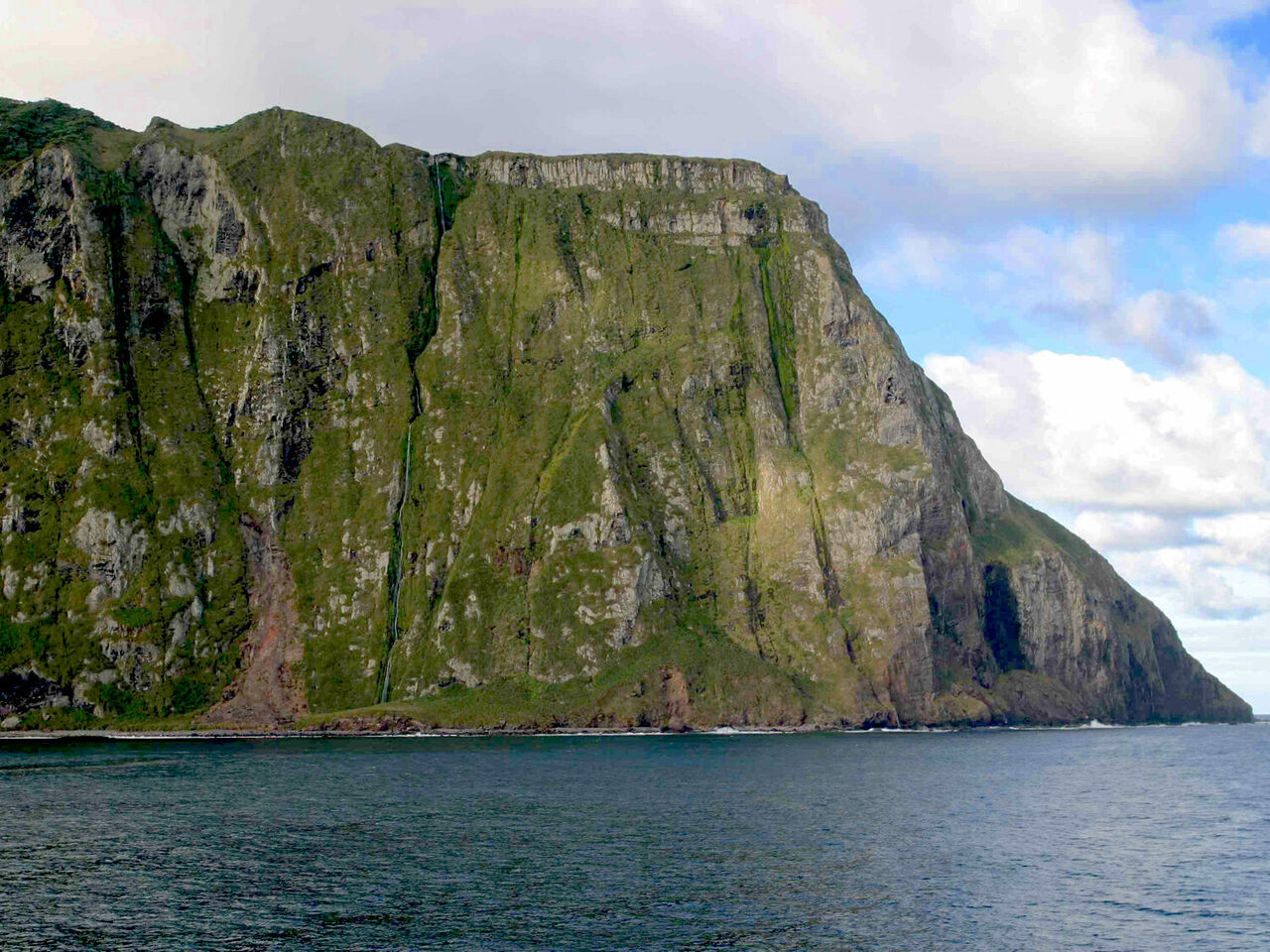 Inaccessible Island.