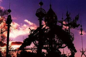 Architecture of Obsession: Eight Outsider Art Gardens