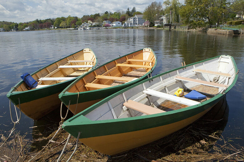 America's Oldest Boat Shop Has Been Making Hunky Dories for 226 Years