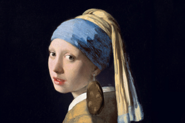 <em>Girl With a Potato Earring</em>.