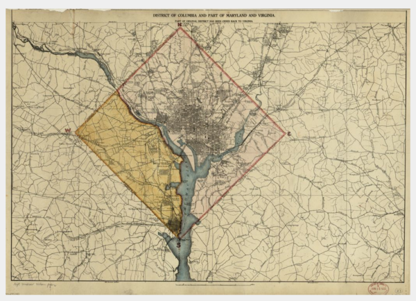 Washington, D.C., and the Quest for a Perfectly Square City