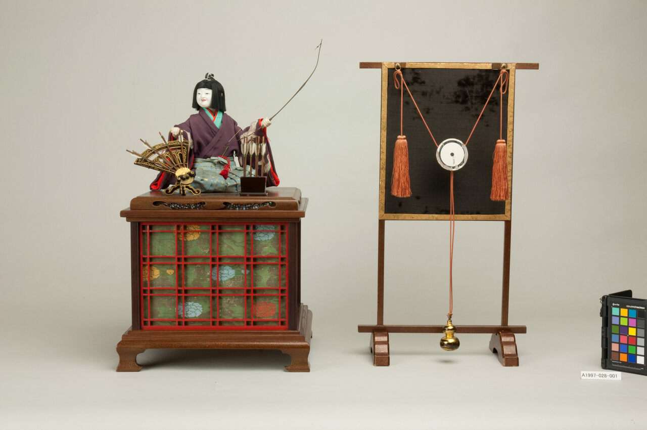 <em>Karakuri</em> dolls have been an ornate element of Japanese craftsmanship since the Edo period.