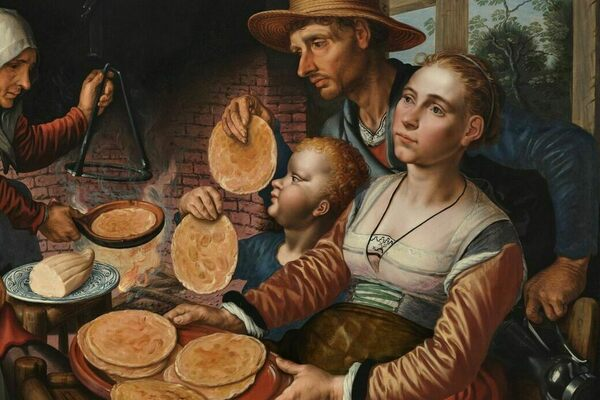 Remembering the Tansy, the Forgotten Easter Pancake of Centuries Past
