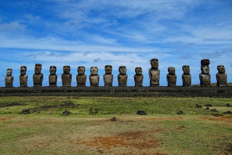 Easter Island's Monoliths Made the Crops Grow