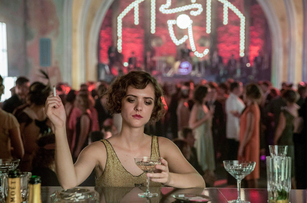 The backdrop of <em>Babylon Berlin</em> is the German capital at the end of the Roaring Twenties.