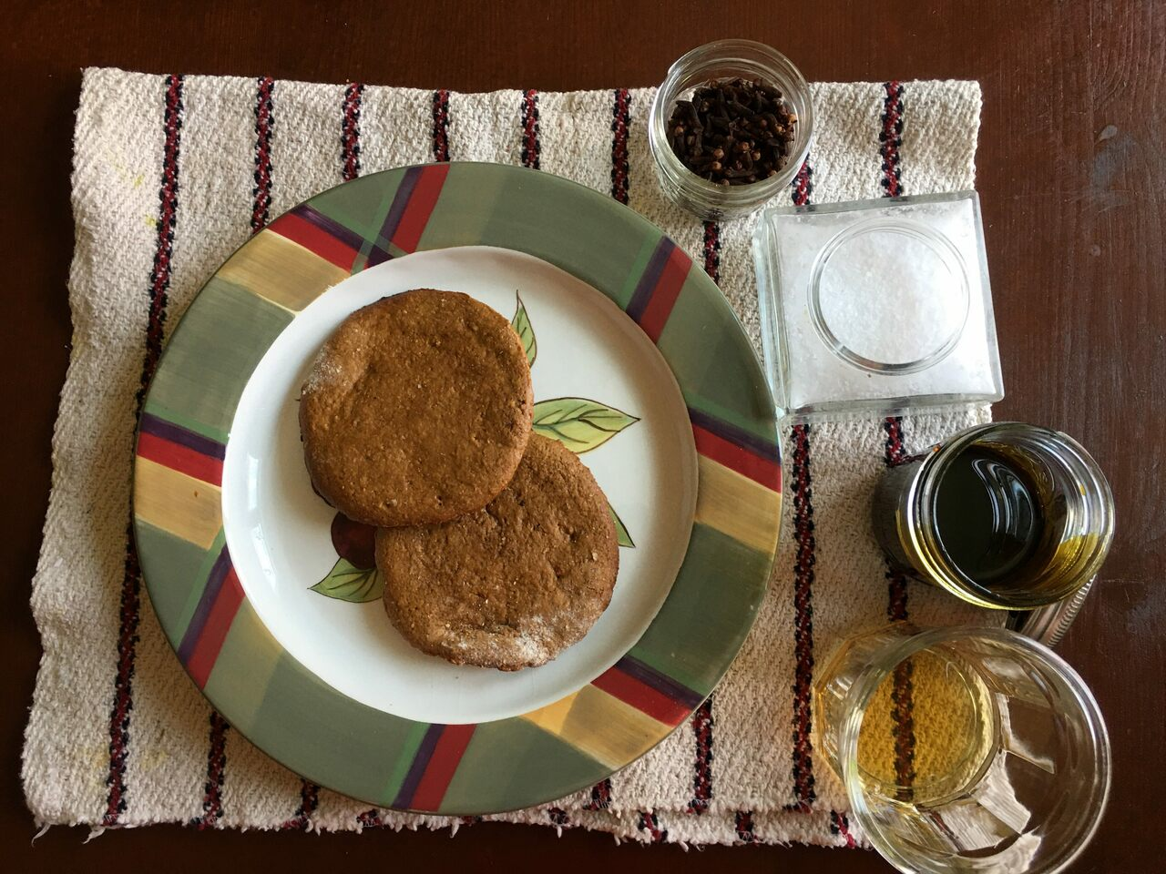 The cookies' two signature ingredients, rum and molasses, demonstrate the deep relationship between New England economy and cuisine, and slavery.