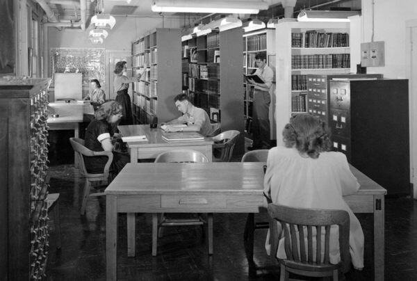 The librarian who guarded the manhattan project 39 s secrets atlas obscura - The wonder loft a visual experiment in manhattan ...