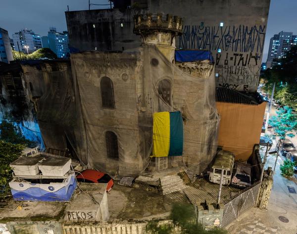 How A Homeless Woman Rescued A Brazilian Murder Castle