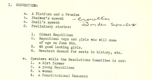 An Exclusive Look at the Leaked PR Agenda of the 1936 Republican ...