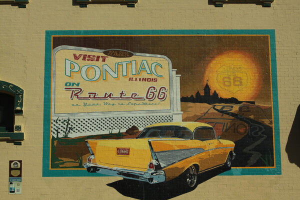Gaze Upon the Faded Glory of Route 66's Signs