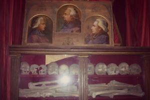 Terror-Stricken in Paris: A Crypt of Bloodstains and Bones