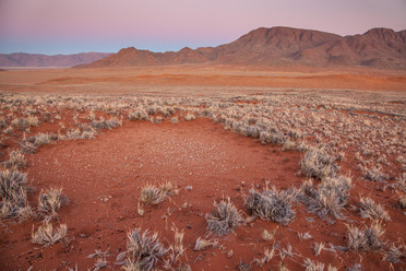 Fairy circles are found in Namibia.