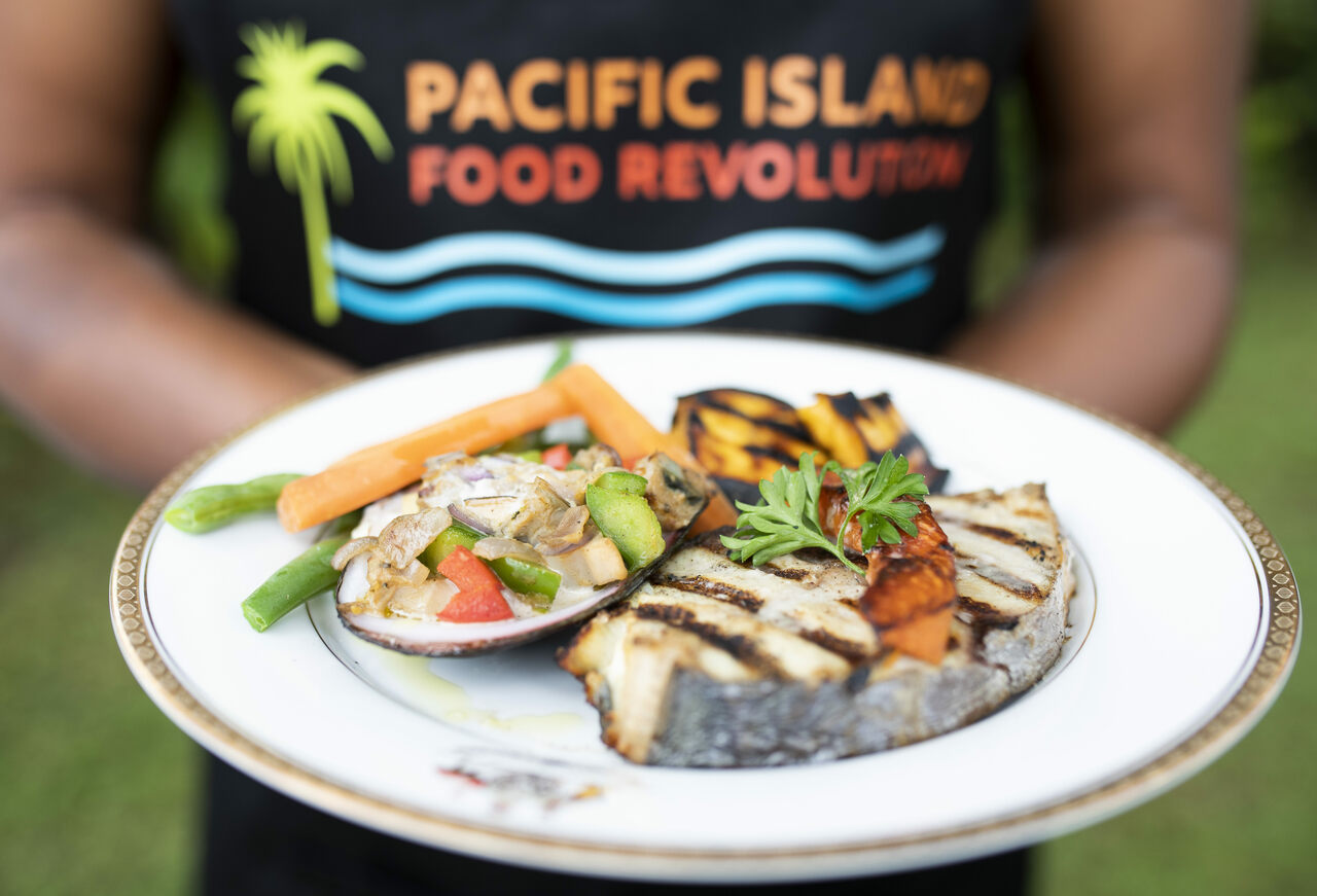 Local, healthy ingredients take center stage.