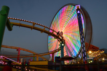 How Ferris Wheels Escaped the Fair And Became High-End Urban Attractions