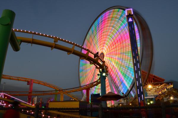 How the Ferris Wheel Escaped the Fair