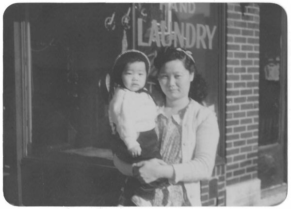 How Childhoods Spent In Chinese Laundries Tell The Story
