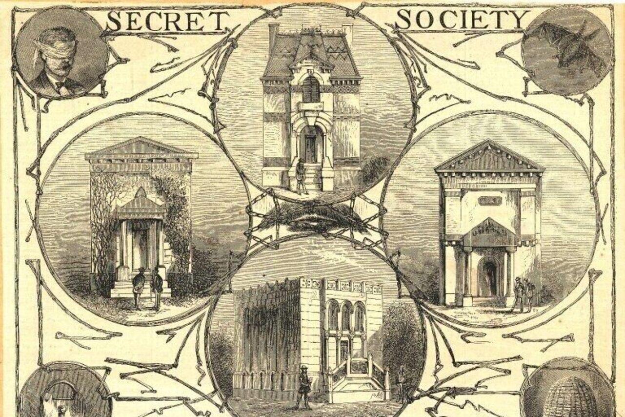 7 Not-So-Secret Homes of Super Secret Societies