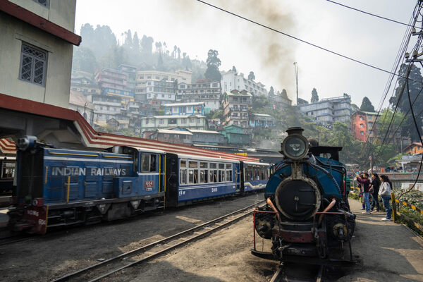 Meet the Most Passionate Admirers of India's Rail Network