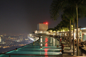 It's Finally Summertime: 8 of the World's Coolest Swimming Pools
