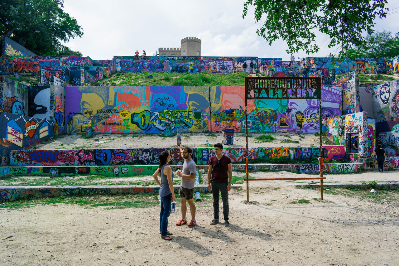 An Ever Shifting Austin Art Space Makes Its Biggest Move Yet Atlas