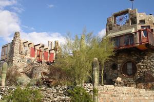 The Arizona Trash Castle With a Heartbreaking Secret