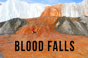 100 Wonders: Blood Falls