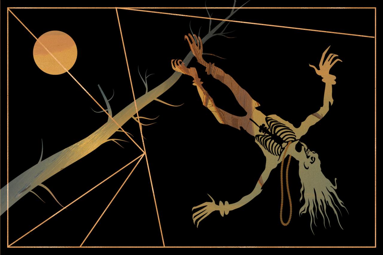 The original vetala was a spirit who posed riddles.