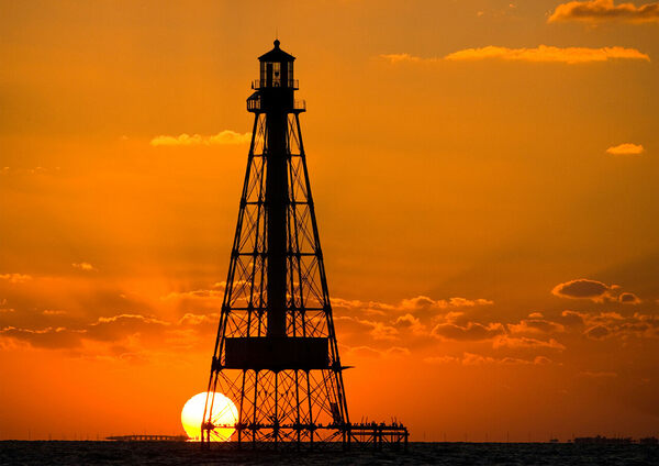 For Sale: A 19th-Century Screw-Pile Lighthouse With a View of Key West