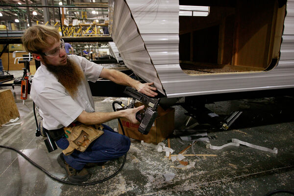 Why the Amish Are Building America's RVs
