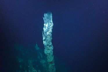 Jaich Maa is an unusual hydrothermal vent ecosystem.