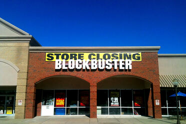 Soon, video rental culture will live primarily in our memories.