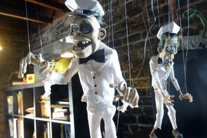 Inside LA's Puppet-Lover's Paradise of a Stop Motion Animation Studio