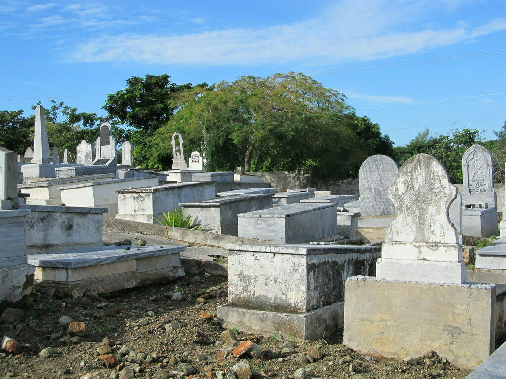 Cuba's oldest Jewish cemetery will soon be seeing better days.