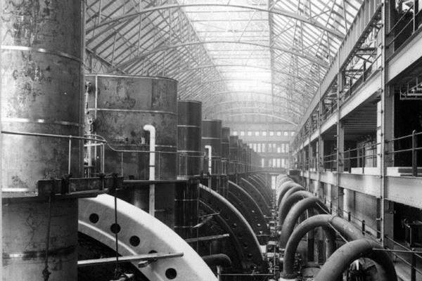 Incredible photographs of the monumental power station that electrified the manhattan rails - The wonder loft a visual experiment in manhattan ...