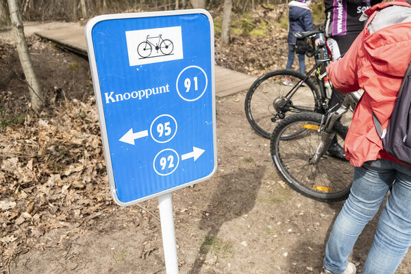 How Flanders Made Navigating a Cycling Paradise as Easy as Memorizing a Phone Number