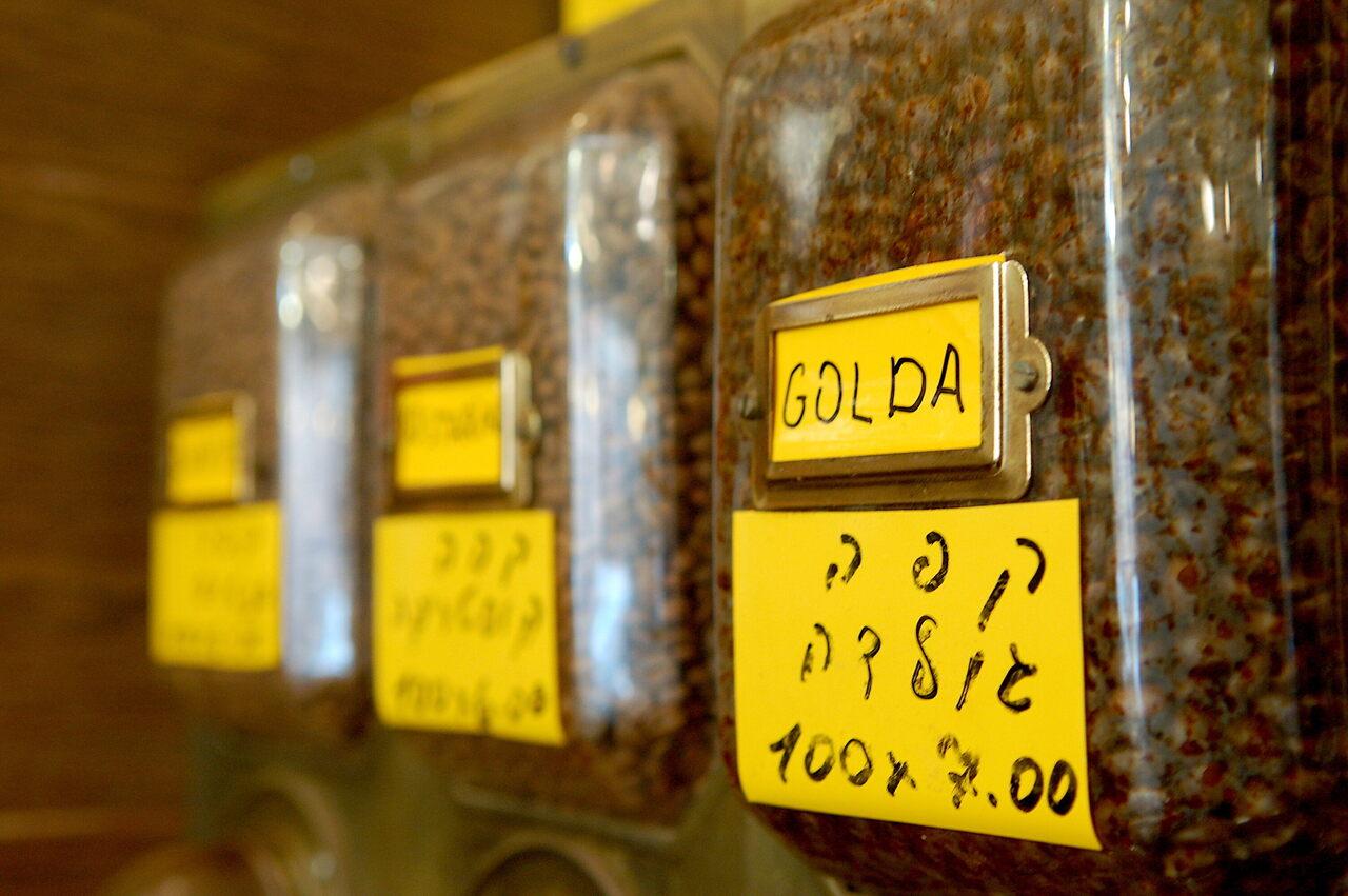 Golda Meir's potent blend is still sold in Tel Aviv.