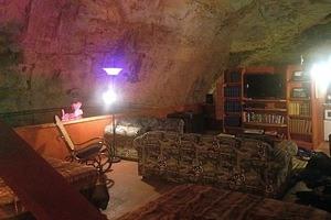 The Deepest, Darkest, Oldest, Loneliest Hotel Room in the World