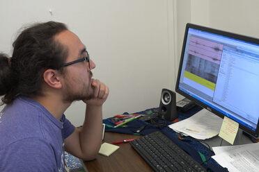 Trevin Garcia analyzes an interview.