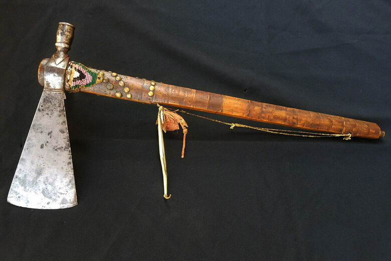 An Engraved Tomahawk Offers a New, Native History of a Battle
