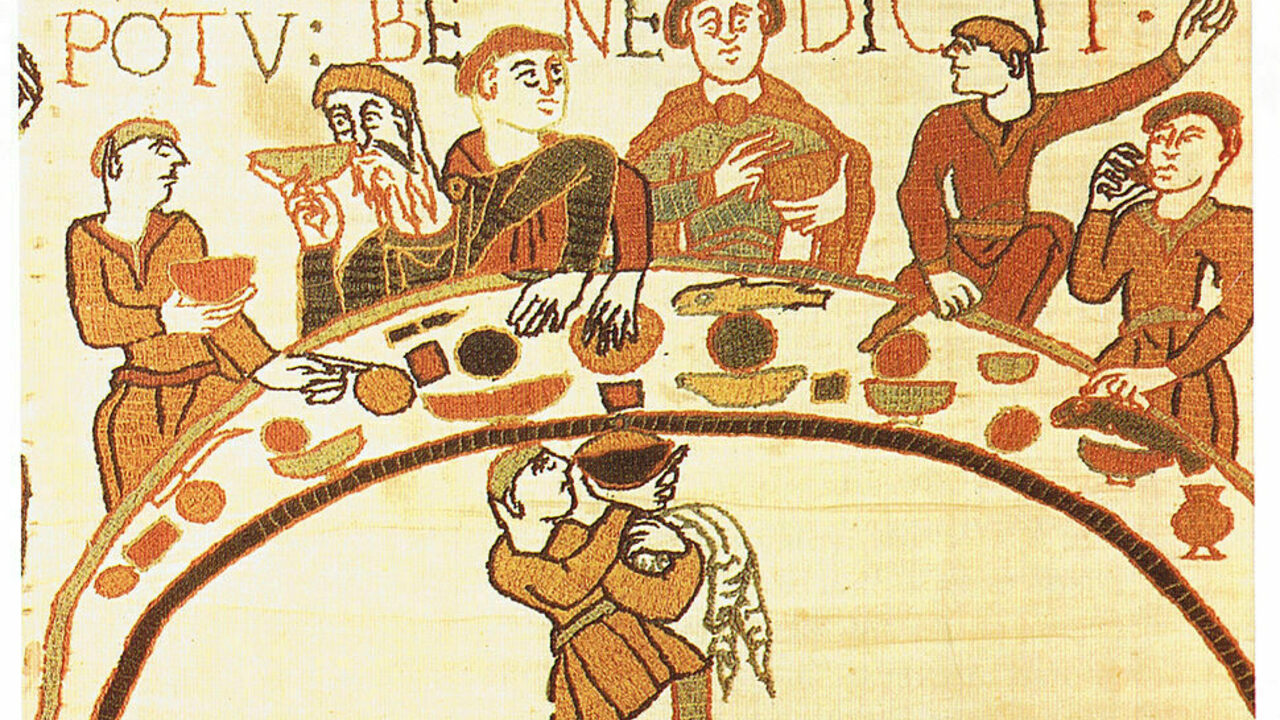 middle ages diet plan