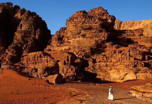 In Jordan, Bedouins Are Preserving Ancient Rock Art With an App