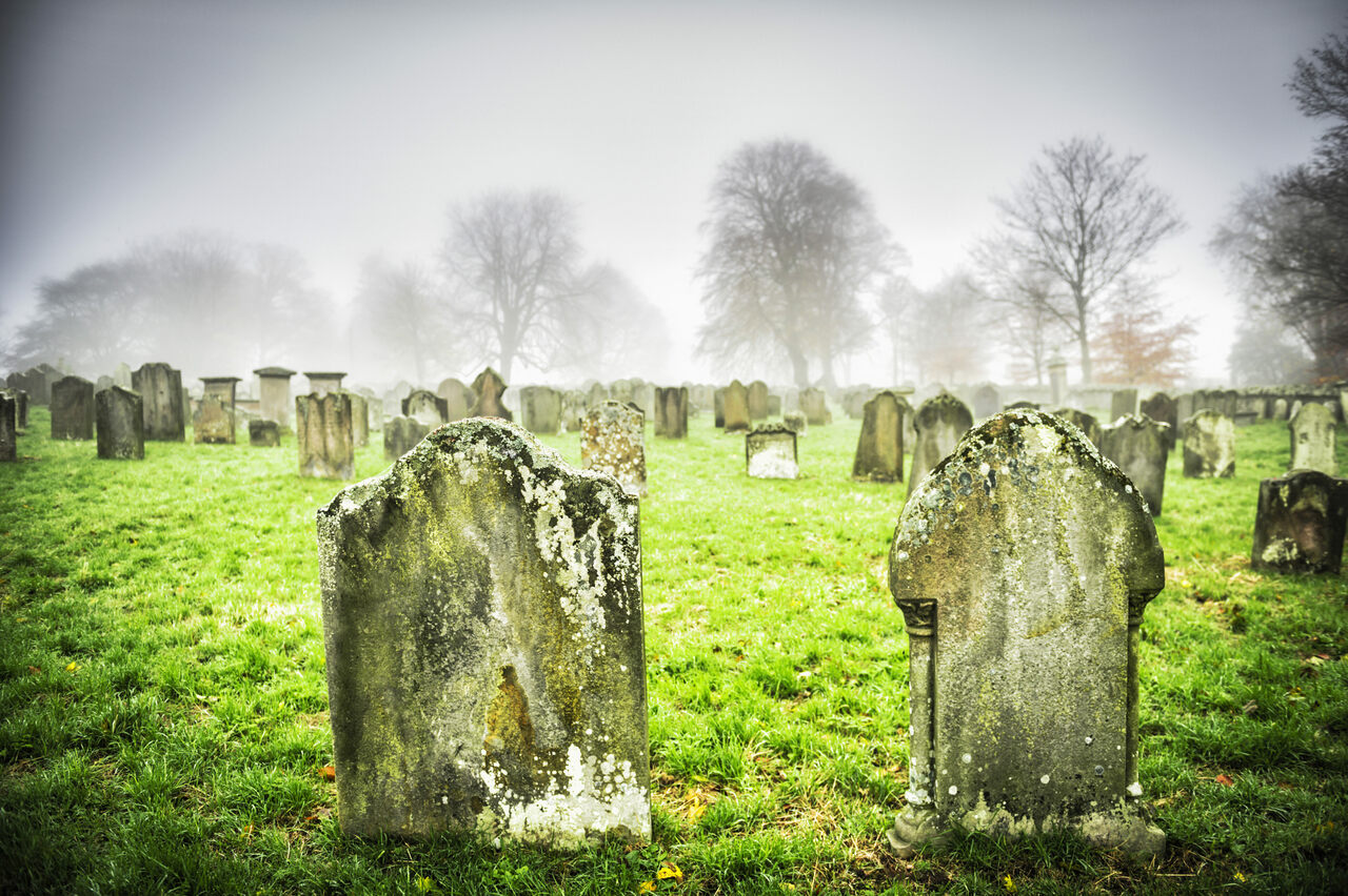 Incredible stories lurk beneath years of wear and tear on old graves; Alicia Williams uncovers them.