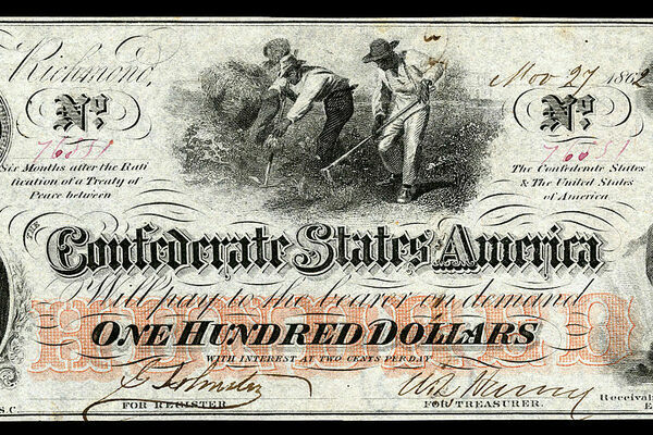 Object of Intrigue: The Most Beautiful Banknote in U S